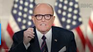 Rudy Giuliani's D.C. law license suspended