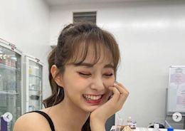 子瑜直播新髮型超萌 不忘中文甜喊「大家要好好戴口罩」 - 自由娛樂