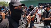 Mexico vigilantes 'El Machete' kidnap 21 and burn mountain town in Chiapas