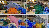 好去處|LEGO x 青衣城變身夏日海灣 尋找鎚頭鯊魔鬼魚【短片】 (08:49) - 20210721 - 即時熱點