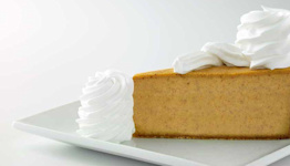 The Cheesecake Factory's Pumpkin Cheesecake Has Returned So It's Officially Fall