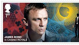 Royal Mail stamps celebrating different occasions