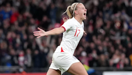 Super-sub Beth Mead hits hat-trick as England Women beat Northern Ireland
