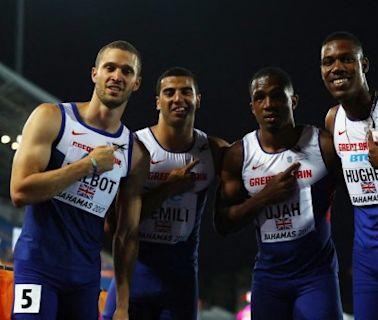 東奧》英國短跑烏賈藥檢B瓶仍陽性 英國男子400公尺接力銀牌恐不保