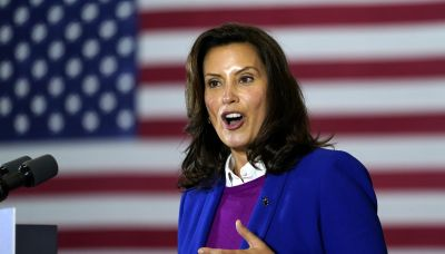 Gov. Whitmer among 7 awarded for courage by JFK Foundation