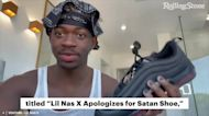 Lil Nas X Releases Unofficial 'Satan' Nikes With Real Human Blood   RS News 3/29/21