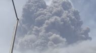New Volcanic Eruption Reported in St Vincent