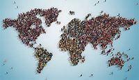 Continents by Population - WorldAtlas