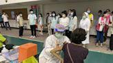 嘉市最後一波大型接種站 65至69歲打莫德納第2劑