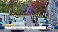 OHRV crash caught on home security camera in Pelham
