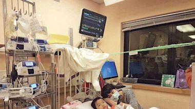 8歲兒子受病魔折磨等待腸臟移植 曾瑞珊克盡母職無私奉獻 - 20210509 - SHOWBIZ - 明報OL網