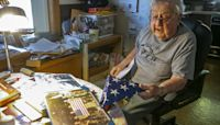 Illinois WWII veteran survived POW camps and forced march