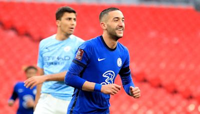 Hakim Ziyech looking for big finish as Chelsea hunt trophy double