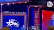 Ted Cruz's CPAC 'Cancun' humor garners partial amusement, some boos