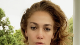 Jennifer Lopez shares stunning makeup-free selfie wearing a white bathrobe