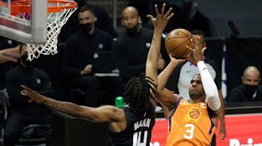 NBA》保羅41分8助攻封神演出 太陽大勝快艇4-2進總決賽 - 麗台運動報