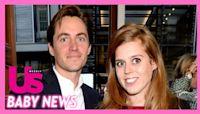 Royal Baby! Princess Beatrice, Husband Edoardo Welcome 1st Child Together
