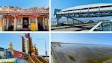 香山天后宮:百年古廟靜謐之美,朝山船形陸橋擁360度賞濕地美景!