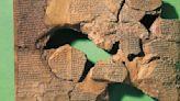 "DOJ returns a portion of the ""Epic of Gilgamesh"" to Iraq"