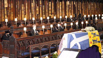 Príncipe Felipe: las imágenes más significativas del funeral