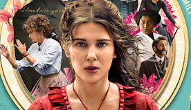 'Enola Holmes' Netflix Poster Features Millie Bobby Brown & Her Mystery-Loving Family