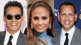 Jennifer Lopez Is Leaning on Ex-Husband Marc Anthony After Her Split From Alex Rodriguez