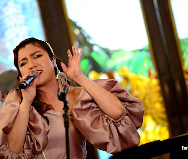 中大生不滿校友女歌手Serrini「倒戈」設港大獎學金 網民反嘲:又一個玻璃心