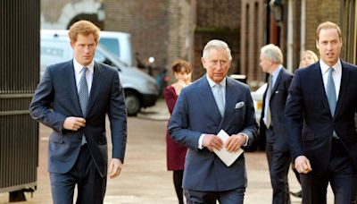 "Prince Charles Is Reportedly ""Aggrieved"" That Prince Harry Exposed Family Drama in an ""Insensitive"" Way"