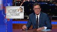 Haddish, Starr, Streep, Clooney, Hanks, Crystal And Oliver - The Best of The Colbert Questionert