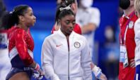 At Tokyo Olympics, women athletes say 'enough'