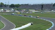 NASCAR Cup Series takes the green flag, makes history at the Indy Road Course