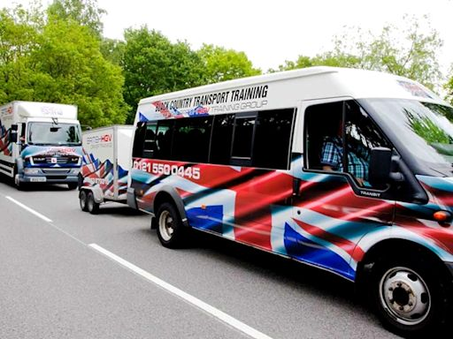 英國重型車司機短缺 致燃油供應鏈大受影響