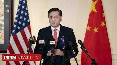 秦剛:新任中國駐美大使 熟悉外媒的習近平親密助手