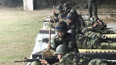 後備軍人注意! 國防部宣布7月份教召暫停