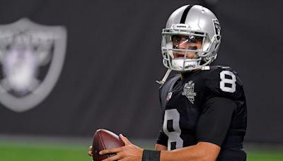 Marcus Mariota: trade talks between Las Vegas Raiders & Washington Football Team fizzle