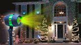 Proiettore luci natalizie: come funziona e il modello dell'anno