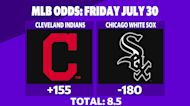 Betting: Indians vs. White Sox | July 30
