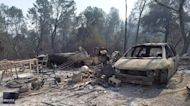 Damage From Fawn Fire Seen as Woman Charged With Arson