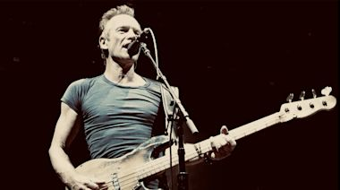 Desert Rose! Sting Announces Las Vegas Residency