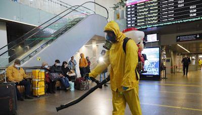俄羅斯染疫死亡人數單日逾千創新高 副總理建議全國停工9日
