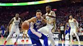 Pelicans Fans Chant 'Where's Ben Simmons' During Sixers Matchup