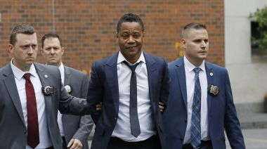 Cuba Gooding Jr's lawyers in groping case say accuser has a 'troubled mentality'