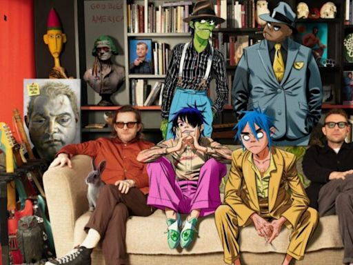 Gorillaz Continue to Exude Colorful Chemistry on Song Machine, Season One: Strange Timez: Review