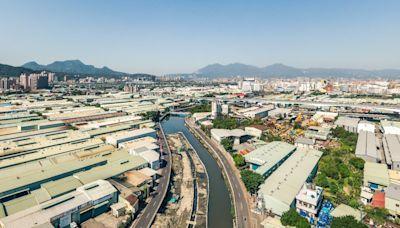 新北市政府翻轉楓江附近地區產業新面貌