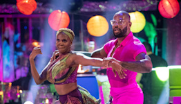 Ugo Monye condemns 'vile and criminal' abuse aimed at his 'Strictly' co-stars