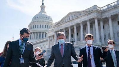 Why so many lobbyists are courting Senate Democrat Joe Manchin