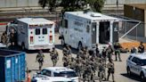 California mass shooting: Rail employee 'shoots dead eight and himself' as suspect's house found on fire