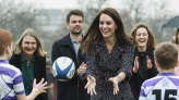 Kate Middleton Is Taking Over Prince Harry's Old Rugby Patronages - Daily Soap Dish