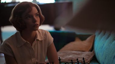 'The Queen's Gambit': This Netflix miniseries about chess is one of the best shows of 2020