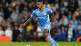 Gabriel Jesus says Manchester City's focus was not fixed on Chelsea